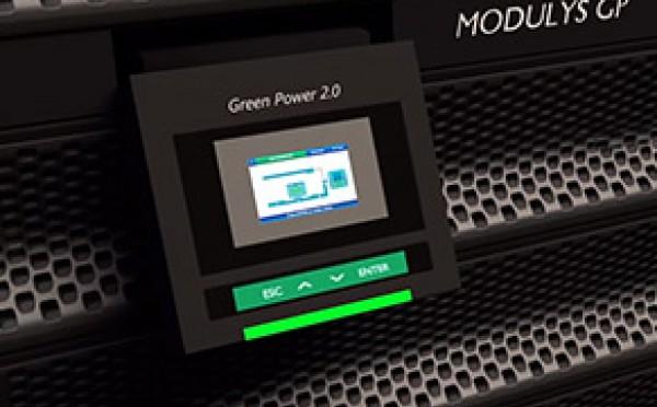 MODULYS GP - Серія Green Power 2.0 від 25 до 600 кВА / кВт