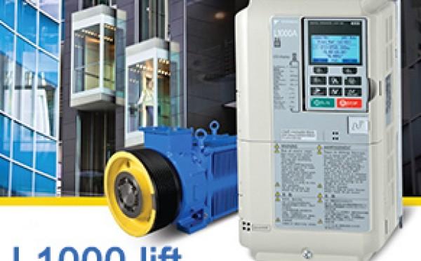 YASKAWA – надійний партнер ліфтової промисловості!
