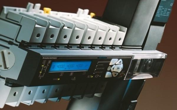 EU-АВР на базі автоматичного вимикача з мотор-приводом ATyS