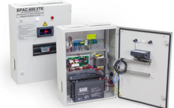 Система безперебійної роботи автоматики системи управління твердопаливним котлом
