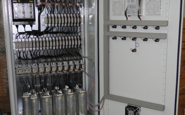 Покращимо роботу конденсаторної установки