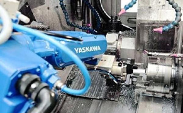 Автоматизація шпиндельного вузла для токарного верстата з використанням роботу Motoman серії MH6