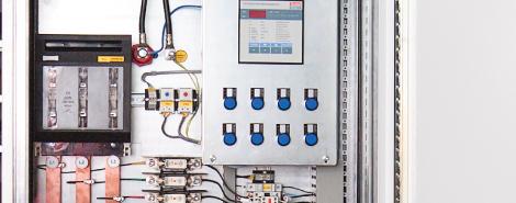 Автоматична конденсаторна установка компенсації реактивної потужності